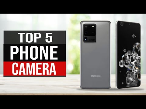 TOP 5: Best Camera Phone 2020