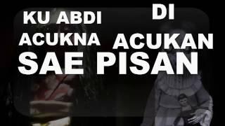 Abdi Teh Gaduh Hiji Boneka - Ada Suara Anak Kecil Menit Ke 1:00 (Cover Simpey)