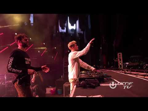Something Just Like This (Live) - The Chainsmokers at Ultra Music Festival 2018
