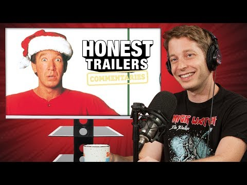 Honest Trailer Commentaries - The Santa Clause