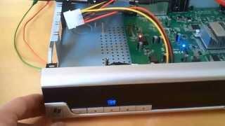 Auf Receiver Mainboards verschiedene Betriebssysteme installieren [Linux, WinCE, MoreTV]