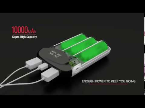 Pebble Smallest Power Bank