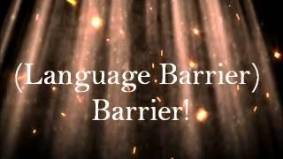 Keke Palmer - Language Barrier (Lyrics)