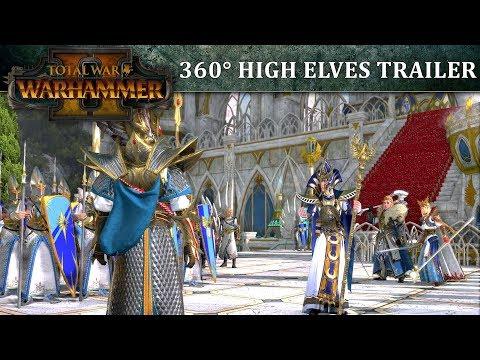 Trailer de Total War: WARHAMMER II