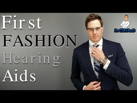 First Fashion Hearing Aid EVER! | Signia Styletto Hearing Aid