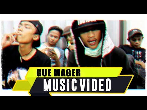 ANJAR OX'S - Gue Mager [Feat. Ozzie BDC] ( Music Video ) Mp3