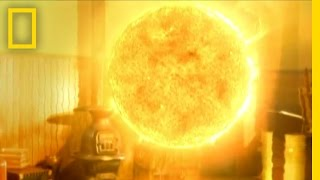 Sun Fire Blast | National Geographic