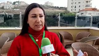 الدكتورة أميرة شاهين تتحدث عن ورشة حول النساء الناجيات من العنف