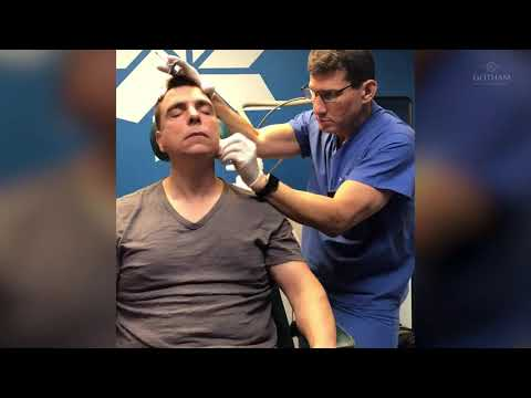 Dr. Philip Miller Demonstrates the G.I. Jaw Procedure (Fast-Forwarded)