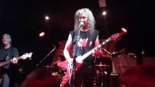 Anvil - Ooh Baby - live Centrale Rock Pub Erba(CO)18/11/16