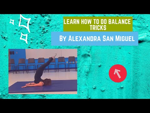 A video that breaks down some balancing tricks in acrobatics!