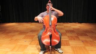 Cello Instruction with Kayson Brown: Natural Cello Posture