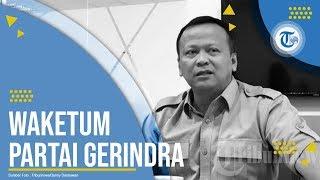 Profil Edhy Prabowo - Orang Kepercayaan Prabowo Subianto