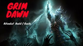 Journey to Barrowholm - #22 Inquisitor - Let's Play Grim Dawn: Ashes