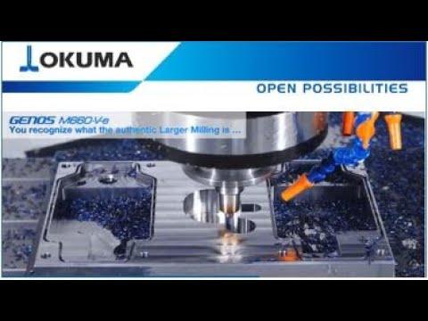 Okuma GENOS M660-V-e General Part
