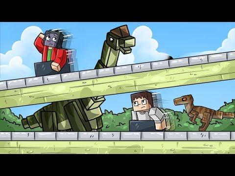 Stěhování Dinosaurů!