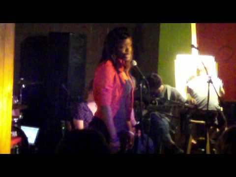SXSW Poetry Performance by Ebony Stewart