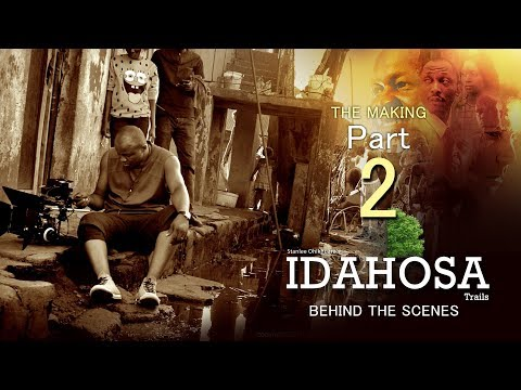 IDAHOSA TRAILS - Behind the Scenes  Part 2