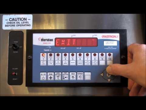 video 2, Friteuse à pression électrique 1600 (EQBR1600ST)