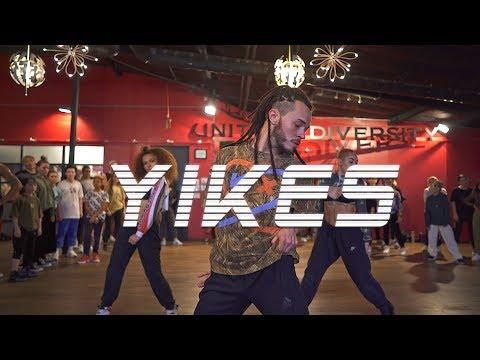 Nicki Minaj - Yikes   Hamilton Evans Choreography