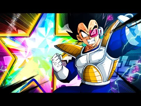 THIS MIGHT BE A MUST SUMMON! 100% RAINBOW STAR 50% SUPPORT NAMEK VEGETA! (DBZ: Dokkan Battle)