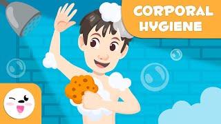 Personal Hygiene for Kids - Hygiene Habits - Showering, Hand Washing, Tooth Brushing, Face Washing