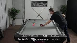 Billiard Drill #8: Jump shots!! (Very Hard!!)
