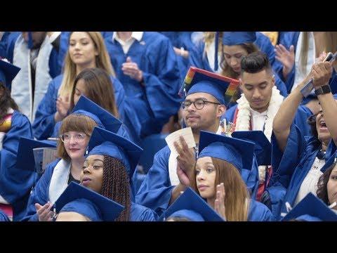 2017 Graduation Highlights - Santa Monica College
