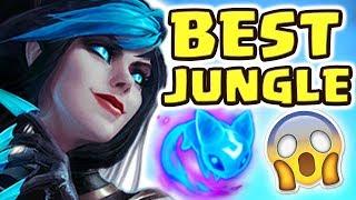 Gambar cover WE ACTUALLY BROKE THE GAME!! NEW EVELYNN REWORK JUNGLE SPOTLIGHT | THE BEST JUNGLER EVER Nightblue3