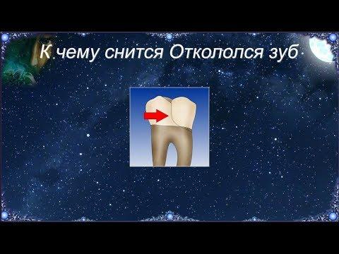 К чему снится Откололся зуб (Сонник)