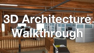 Realistic 3D Architectural Walkthrough Animation - Zco Corporation