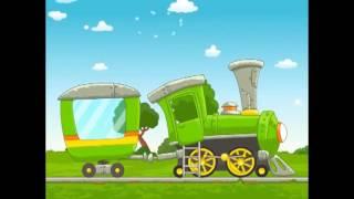 Веселая радуга - Развивающий мультфильм для детей