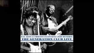 Jimi Hendrix & B. B. King-Blues Jam - part 2