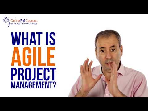 What is Agile Project Management? Project Management in Under 5