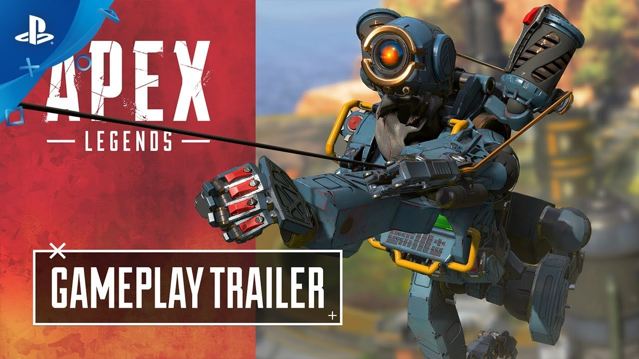 Apex Legends, a Free-to-Play Battle Royale from the Makers of Titanfall 2, Launches Today