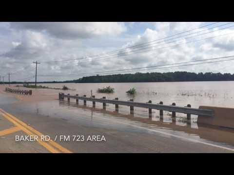 Brazos River Flood