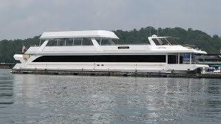 2009 Stardust 20 X 115WB Houseboat On Norris Lake TN By YourNewBoat.com - SOLD!