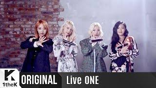 Live ONE(라이브원): MAMAMOO(마마무) _ Starry Night(별이 빛나는 밤)