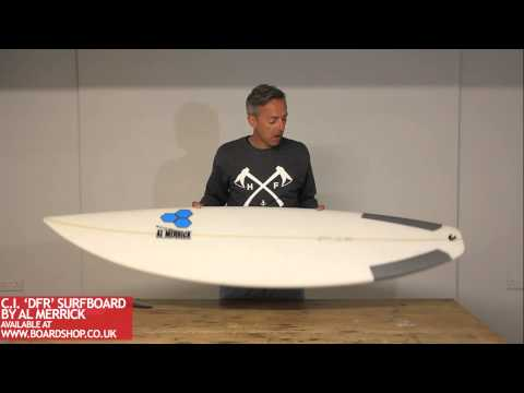 Channel Islands 'DFR' by Al Merrick Surfboard Review