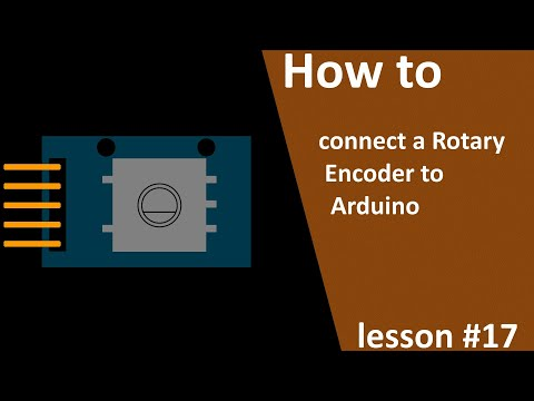 Download Using Rotary Encoders With Arduino Video 3GP Mp4 FLV HD Mp3