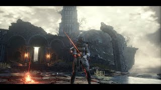 LoreGameplay - Cemetery of Ash and Firelink Shrine - pt BR Voiced