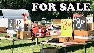 Flea Market Flip   Buying Or Selling?