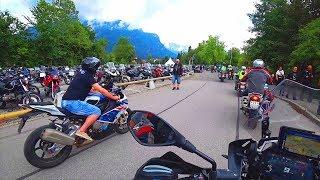 BMW Motorrad days 2018. Евротур НМ