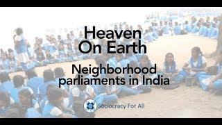 Youtube: Soziokratisch gewählte Kinder-Premierministerin (Indien)