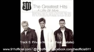 911 - The Greatest Hits and A Little Bit More Album - 05/14: Private Number [Audio] (1999)