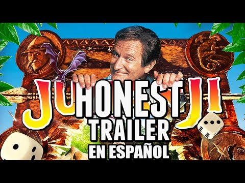 Jumanji - Honest Trailers en Español