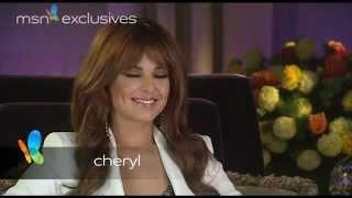 Cheryl Cole - MSN interview about A Million Lights