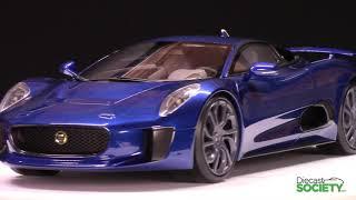 VAV Jaguar Concept C-X75
