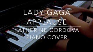 LadyGaga-ApplauseHQpianocover