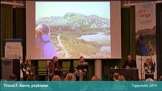 Toppmøte 2014 – Trond F. Aarre og Harald Åsheim